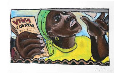 Ângela Ferreira, 'Pan African Unity Mural VI', 2019