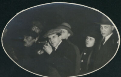 André Kertész, 'Tir au pigeon', 1926