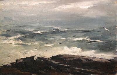 John Fulton Folinsbee, 'Maine Seascape', ca. 1930–1950s