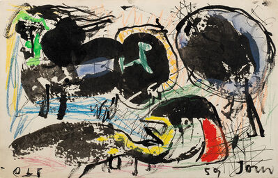Asger Jorn, 'Untitled', 1959