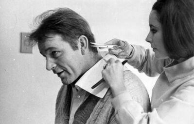 Getty Images Archives, 'Liz's Scissors', 1964