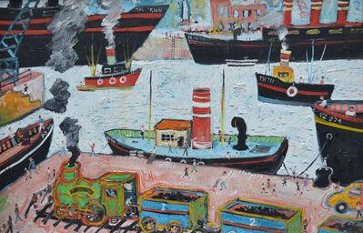 Simeon Stafford, 'Liverpool Docks', 2003