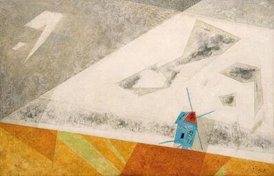 Lyonel Feininger, 'Windmill', 1936