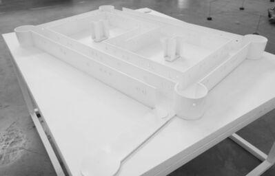 Geng Jianyi, 'Model of Water Factory (水厂- 模型)', 2013
