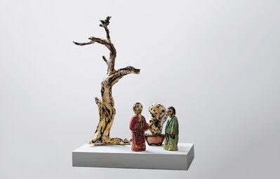 Zheng Zaidong, '中国雕塑的学习 No. 6 Chinese sculpture study No. 6', 2016