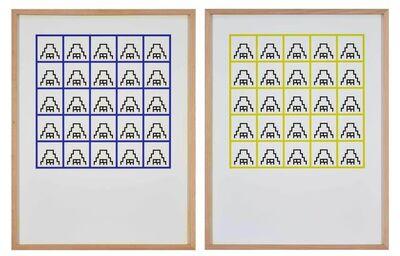 Hong Seung-Hye, 'Organic Geometry', 2015