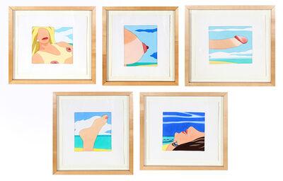 Tom Wesselmann, 'Seascape Portfolio', 1978