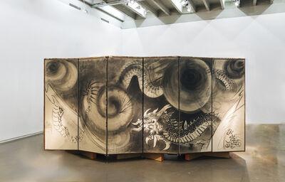 Lionel Jadot, 'Lionel Jadot, Fractal Dragon, BE', 2020