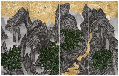 Yao Jui-chung 姚瑞中, 'Good Times : Hang Gliding', 2013