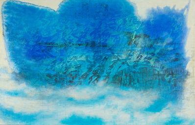 Mediha TING, 'Blue Sapphire', 2017