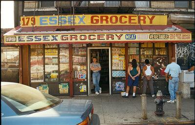 Clayton Patterson, 'Untitled (179 Essex Grocery arrest in 1995) ', 2007