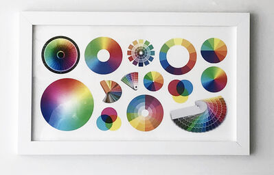 Jeff Gibson, 'Untitled (Color Guides)', 2017