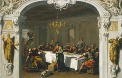 Sebastiano Ricci, 'The Last Supper', 1713/1714