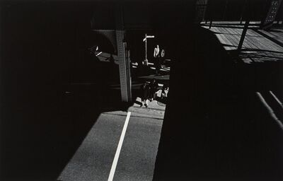 Harry Callahan, 'State Street, Chicago', 1959