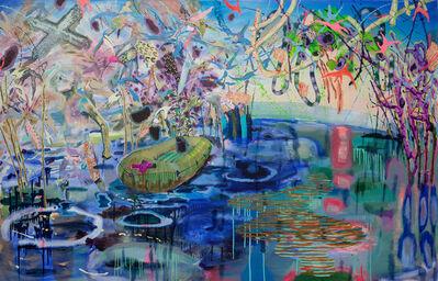 Melanie Daniel, 'Two Shores Away and Still Sloshing', 2014