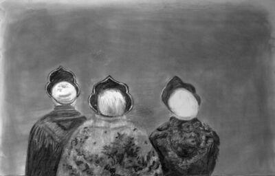 Olga Chernysheva, 'Untitled (Three Figures From Behind)', 2013