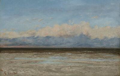 Gustave Courbet, 'Bord de Mer', 1870