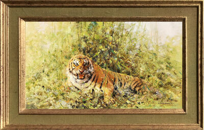 David Shepherd, 'Tiger', 21st Century