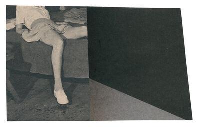 Katrien De Blauwer, 'cheveux longs... cheveux courts (18)', 2019
