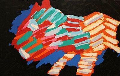 Karel Appel, 'Cat In Night', 1980