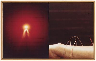 Gina Pane, 'Laure', 1977