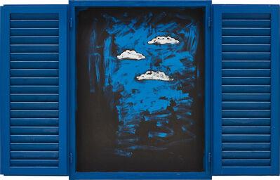 Tano Festa, 'Finestra (Window)', 1985