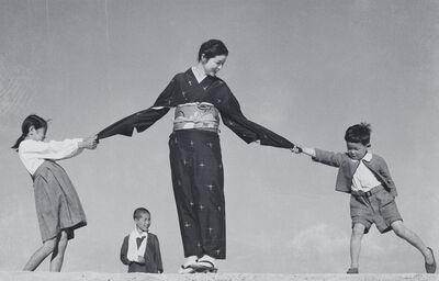 Shoji Ueda, 'Mammy My Dear', 1950