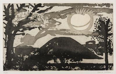 David Inshaw, 'Silbury Sunrise', 1989-1992