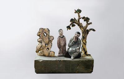 Zheng Zaidong, '中国雕塑的学习 No. 5 Chinese sculpture study No. 5', 2016