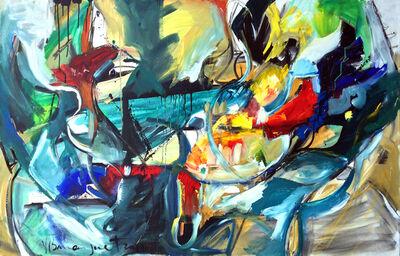 Vicky Barranguet, 'Painting Jazz Gaga 1', 2011