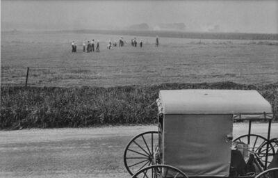 Timm Rautert, 'The Amish', 1974