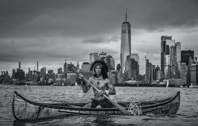 David Yarrow, 'Empire of the Summer Moon', 2020