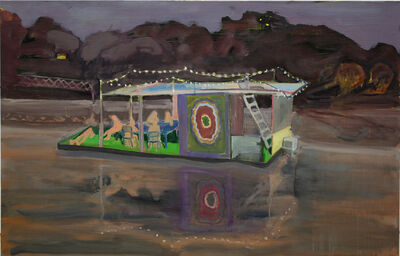 Ezra Johnson, 'Cap'n Jon's Boat', 2021