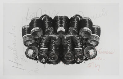 Theaster Gates, 'Rollers', 2018