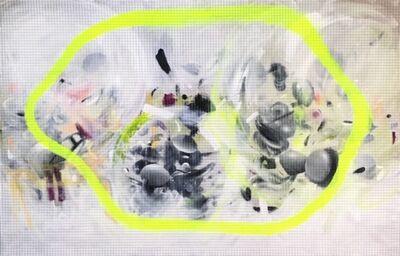 Petra von Kazinyan, 'Ego II (Prometheus' garden)', 2019