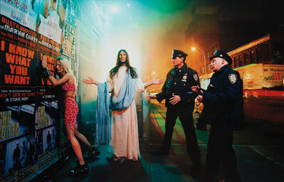 David LaChapelle, 'Intervention (from Jesus is my Homeboy)', 2008