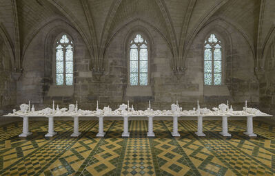 Yonetani Ken + Julia, 'The Last Supper', 2014