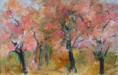 Mary Page Evans, 'April', 2014