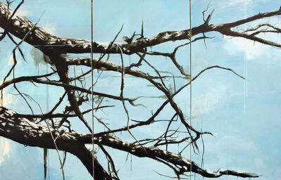 Aya Eliav, 'Branches #01 (Triptych)', 2018