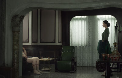 "Erwin Olaf, '""Shanghai Du Mansion - The Parting""', ca. 2015"