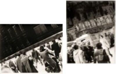 Nalini Malani, 'Les Manifestations – Paris(Left)', 1970