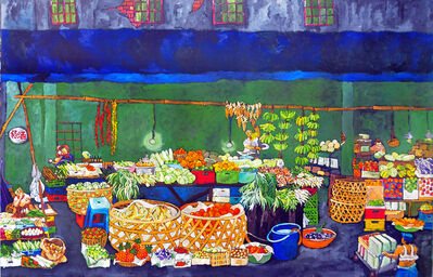 WU MING-HSING, 'Market', 2010