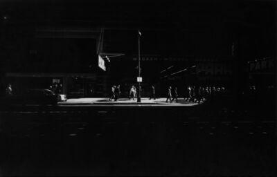 Harry Callahan, 'Chicago', 1958