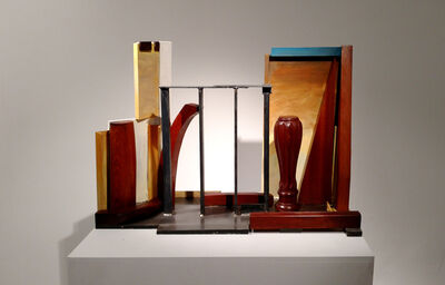 Anthony Caro, 'ARENA PIECE- CONCLUSION', 1995