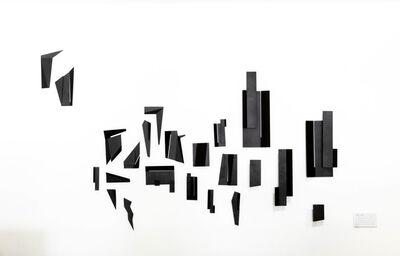 Juan Mejía, 'Fragmento Alfabeto Urbano ', ca. 2017