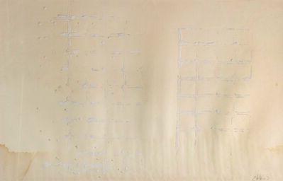 Herbert Zangs, 'Sans Titre', 1975