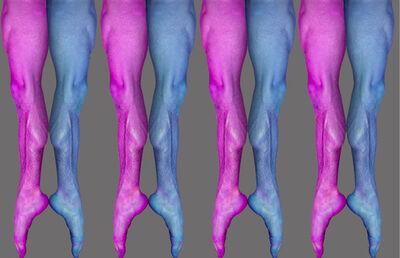 Ryan McNamara, 'Lattice Legs, Dangling Legs'