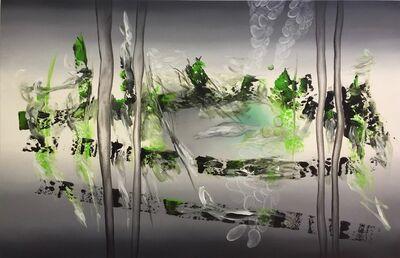 Florian Depenthal, 'Green Whisper', 2018