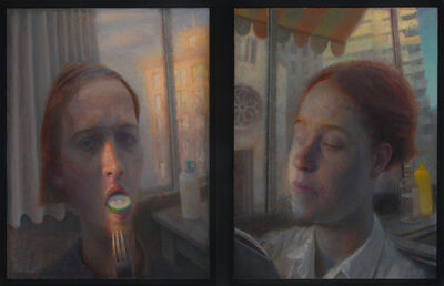 Paul Fenniak, 'Rose Window 1', 2018