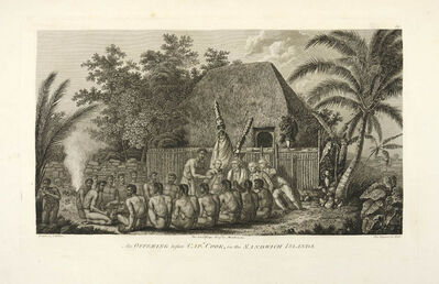 Captain James Cook, 'A voyage to the Pacific Ocean', 1784